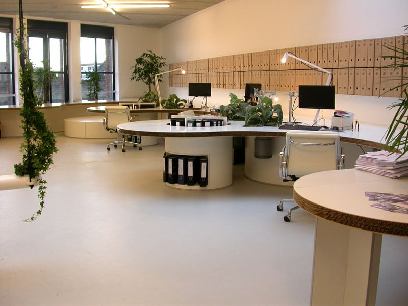 Epoxy vloer schoonmaken kwartsiet vloer fresh better leisteen